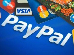 Карты платежной системой PayPal