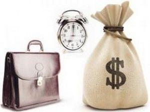 изображение время деньги бизнес