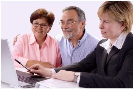 пенсионерам выдают кредит