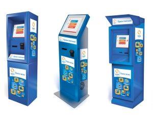 Терминалы платежной системы QIWI