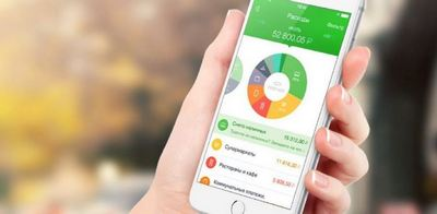 Сбербанк банкинг в смартфоне