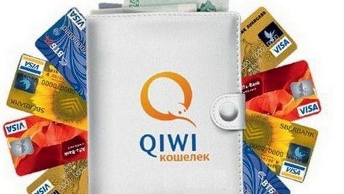 Карты банков и QIWI